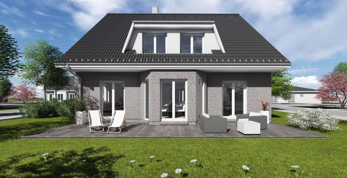 wohnhaus t2 173 qm kfw55 br uer architekten rostock. Black Bedroom Furniture Sets. Home Design Ideas