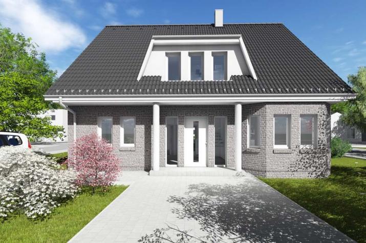 Wohnhaus | T2 | 173 qm | KfW55 -