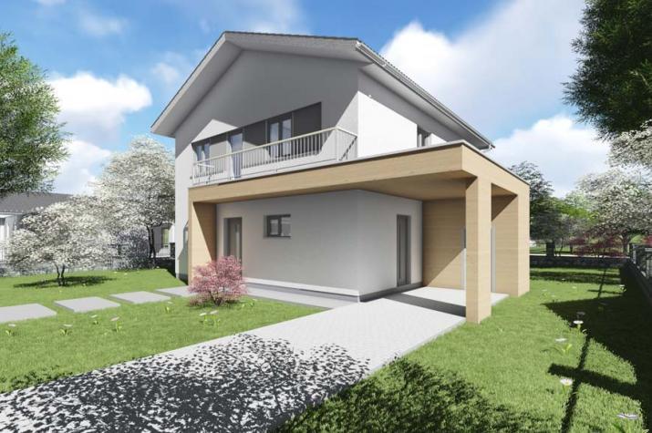 Wohnhaus | T3 | 168 qm | KfW55 -