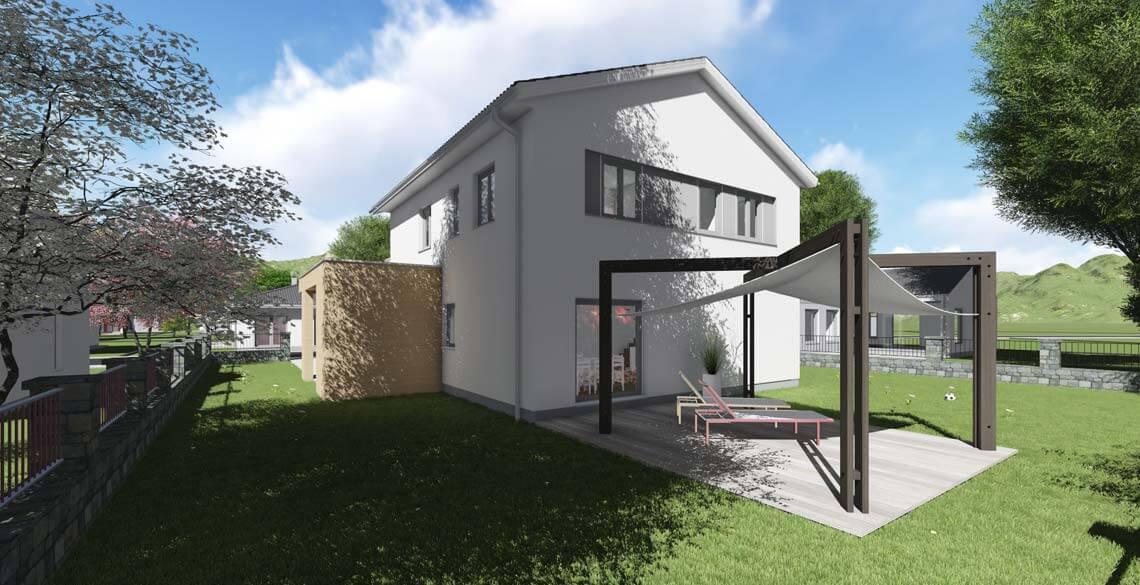 wohnhaus t3 168 qm kfw55 br uer architekten rostock. Black Bedroom Furniture Sets. Home Design Ideas