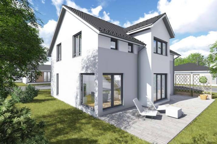 Wohnhaus | WH1 | 152 qm | KfW55 -