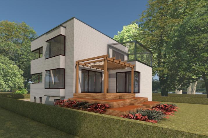 Wohnhaus Wirt -