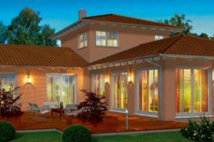Bungalow mit integrierter doppelgarage  ᐅ BUNGALOW bauen ▷ 208 Bungalows mit Grundrissen & Preisen