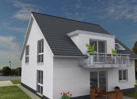 Zweifamilienhaus, Stein auf Stein, individuell
