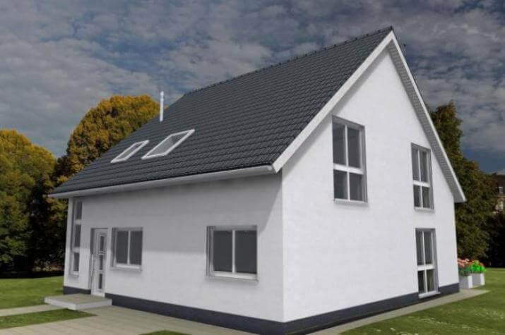 Treppenhaus zweifamilienhaus  ᐅ Zweifamilienhaus, Stein auf Stein, individuell