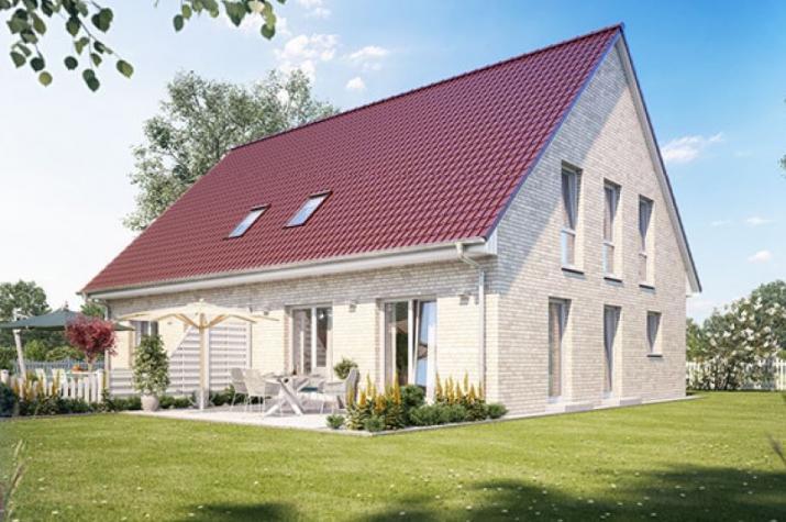 Zweifamilienhaus 880 in NRW und Hessen - Außenansicht