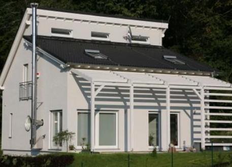 Frei planbare Häuser ...individuell geplant ! - Architektenhaus mit viel Licht und Sonne - www.jk-traumhaus.de