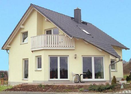 Sonstige Häuser ...individuell geplant ! - Architektonisches Meisterstück mit wintergartenähnlichem Wohnzimmer - www.jk-traumhaus.de