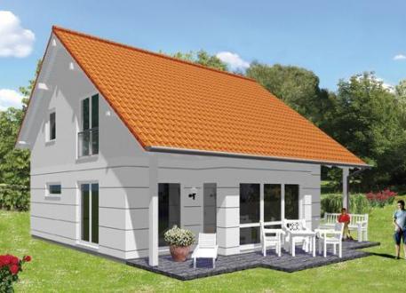 Holzhaus ...individuell geplant ! - Behaglichkeit neu erleben - unter dem Terrassendach - www.jk-traumhaus.de