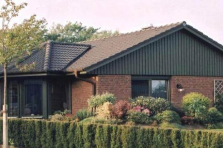 Jk Traumhaus ᐅ individuell geplant bungalow mit holz und klinker jk