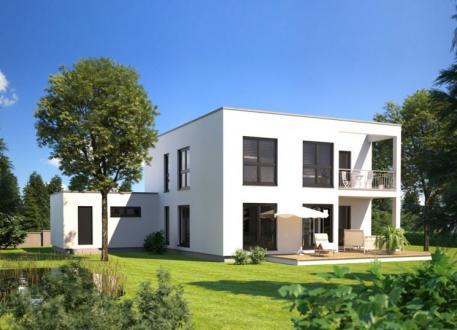 Haus mit Einliegerwohnung ...individuell geplant ! - Das Bauhaus für mehrere Generationen - www.jk-traumhaus.de