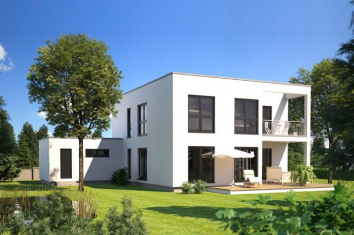 ...individuell geplant ! - Das Bauhaus für mehrere Generationen - www.jk-traumhaus.de -
