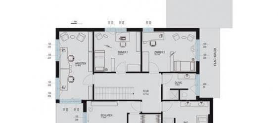 individuell geplant das bauhaus f r mehrere. Black Bedroom Furniture Sets. Home Design Ideas
