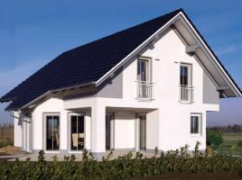 ...individuell geplant ! - Das wird Ihr Sonnenplatz - Familienhaus mit überdachter Terrassenecke -              www.jk-traumhaus.de