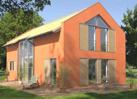 ...individuell geplant ! - Designerhaus für schmale Grundstücke - www.jk-traumhaus.de