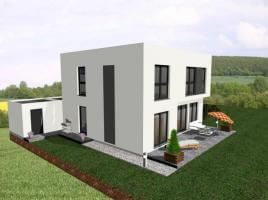 ...individuell geplant ! - Dezent aufgewerteter Kubus mit familienfreundlicher Raumaufteilung - www.jk-traumhaus.de