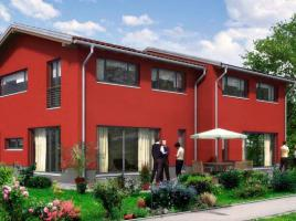 ...individuell geplant ! - Doppelhaus in moderner Architektur - www.jk-traumhaus.de