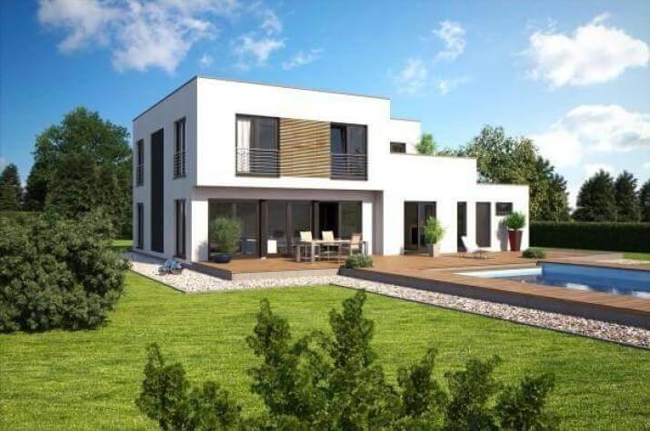individuell geplant durchdachtes raumkonzept in bauhausarchitektur mit wellnessfeeling. Black Bedroom Furniture Sets. Home Design Ideas