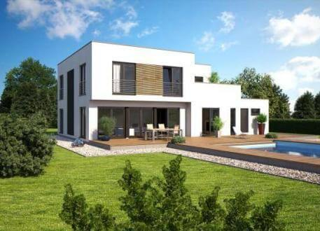 Sonstige Häuser ...individuell geplant ! - Durchdachtes Raumkonzept in Bauhausarchitektur mit Wellnessfeeling - www.jk-traumhaus.de