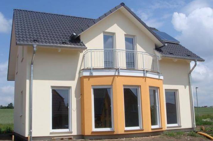 Individuell geplant einfamilienhaus modernes for Modernes wohnen haus