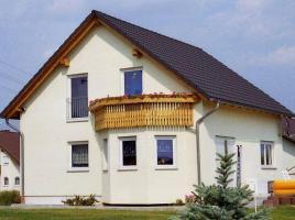 ...individuell geplant ! - Einfamilienhaus mit Erker und Balkon - www.jk-traumhaus.de