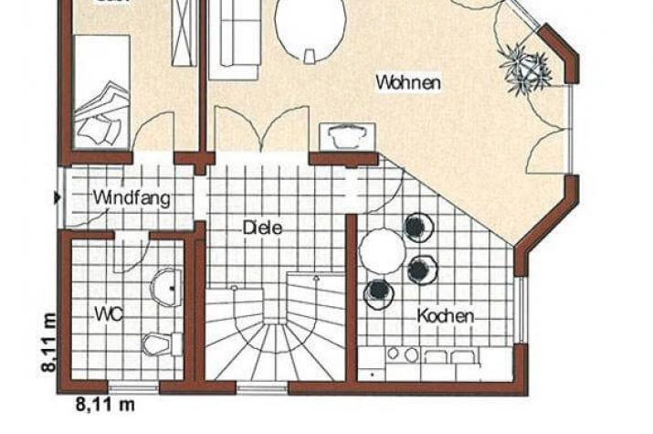 Individuell geplant einfamilienhaus mit drittem for Grundriss traumhaus
