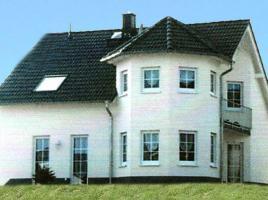 ...individuell geplant ! - Einfamilienhaus mit romantischem Türmchen - www.jk-traumhaus.de