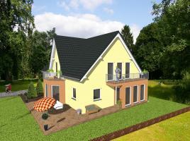 ...individuell geplant ! - Generationshaus im Landhausstil - www.jk-traumhaus.de