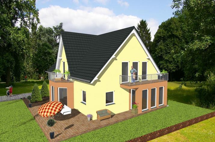 Jk Traumhaus ᐅ individuell geplant generationshaus im landhausstil