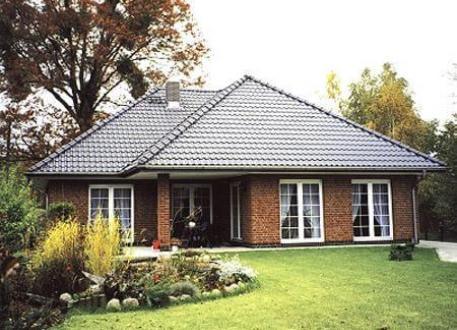 winkelbungalow bauen bungalow in l form. Black Bedroom Furniture Sets. Home Design Ideas