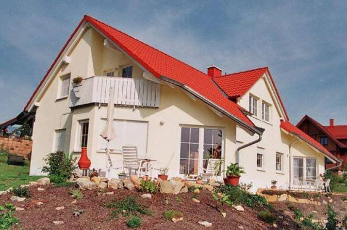 Fertighaus bauernhausstil  ᐅ Landhaus bauen | 226 Landhäuser mit Grundrissen und Preisen