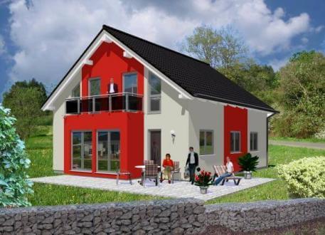 Sonstige Häuser ...individuell geplant ! - Harmonie und Anspruch für die größere Familie - www.jk-traumhaus.de
