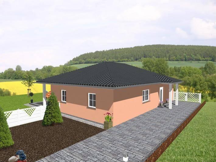 individuell geplant h bscher winkelbungalow jk traumhaus. Black Bedroom Furniture Sets. Home Design Ideas