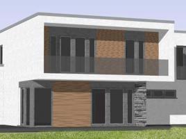 ...individuell geplant ! - Imposantes Bauhaus mit interessanter Fassadengestaltung - www.jk-traumhaus.de