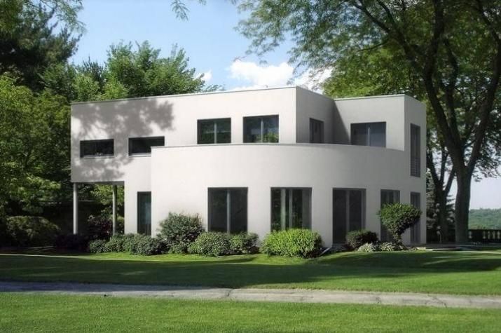 Jk Traumhaus ᐅ individuell geplant interessante bauhausvilla mit