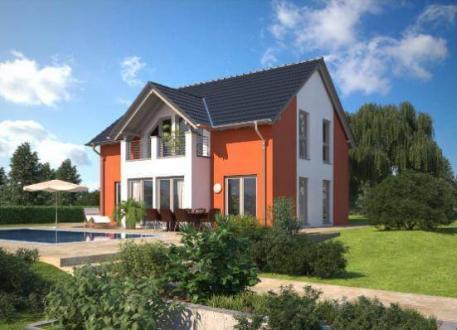 Sonstige Häuser ...individuell geplant ! - Klassische Bauform trifft modernes Ambiente - www.jk-traumhaus.de
