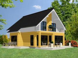 ...individuell geplant ! - Klassisches Einfamilienhaus mit modernen Details - www.jk-traumhaus.de