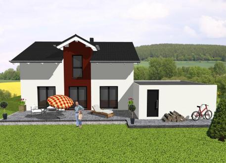 Holzh uer bauen seite 3 for Klassisches einfamilienhaus
