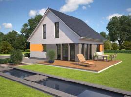 ...individuell geplant ! - Kompaktes Einfamilienhaus für die junge Familie - www.jk-traumhaus.de