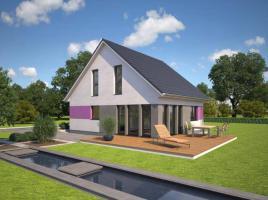 ...individuell geplant ! - Kompaktes Haus mit Charme und lichtdurchflutetem Ambiente - www.jk-traumhaus.de