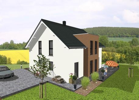 Sonstige Häuser ...individuell geplant ! - Lichtdurchflutetes, modernes Einfamilienhaus - www.jk-traumhaus.de