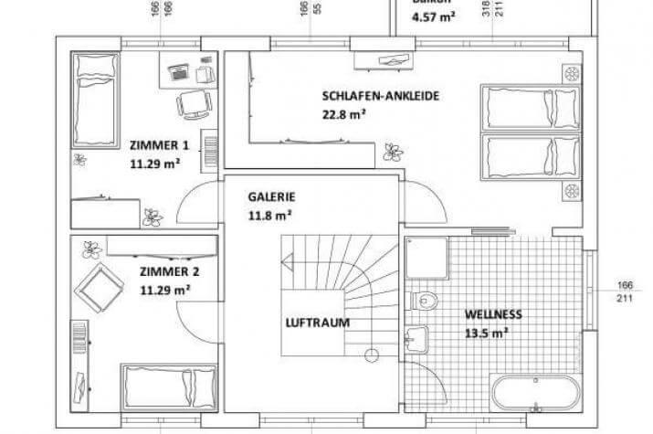 ᐅ ...individuell geplant ! - Markante Bauhausvilla - Wohnen ...