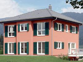 ...individuell geplant ! - Mediterranes Zweifamilienhaus mit Erkern - www.jk-traumhaus.de