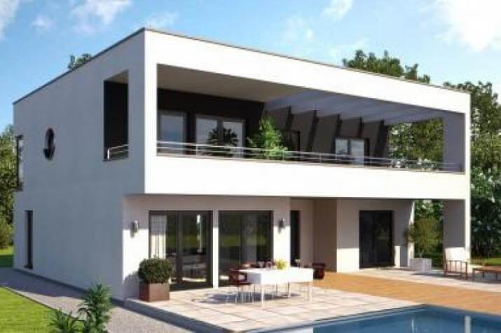 ...individuell geplant ! - Mehr draußen als drinnen - das Freiluft-Bauhaus - www.jk-traumhaus.de -