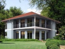 ...individuell geplant ! - Moderne Stadtvilla mit interessanter Formgebung - www.jk-traumhaus.de