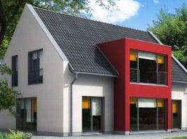 ...individuell geplant ! - Modernes Einfamilienhaus mit interessantem Erker - www.jk-traumhaus.de