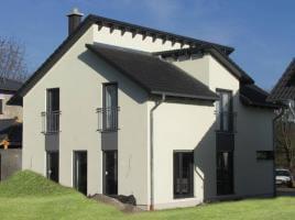 ...individuell geplant ! - Pultdach-Einfamilienhaus - perfektes Design und Symetrie in Vollendung - www.jk-traumhaus.de