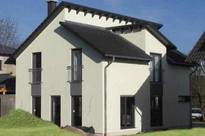 Individuell geplant pultdach einfamilienhaus for Design einfamilienhaus