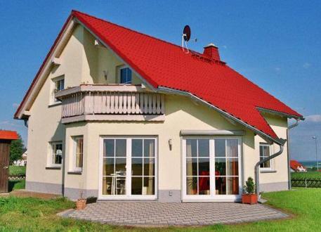 Landhaus ...individuell geplant ! - Repräsentative Architektur zum bezahlbaren Preis - www.jk-traumhaus.de