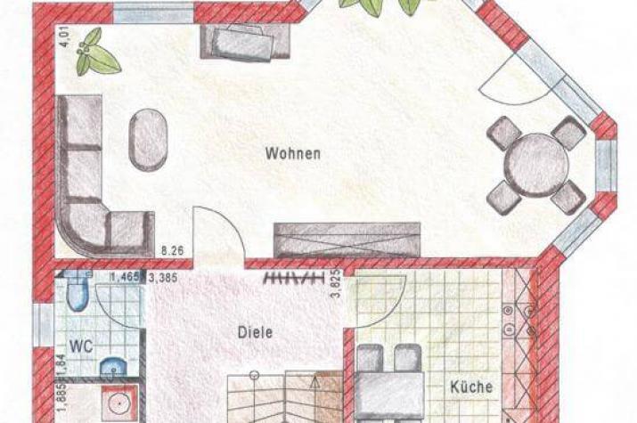 ...individuell geplant ! - Repräsentative Architektur zum bezahlbaren Preis - www.jk-traumhaus.de - grundriss eg